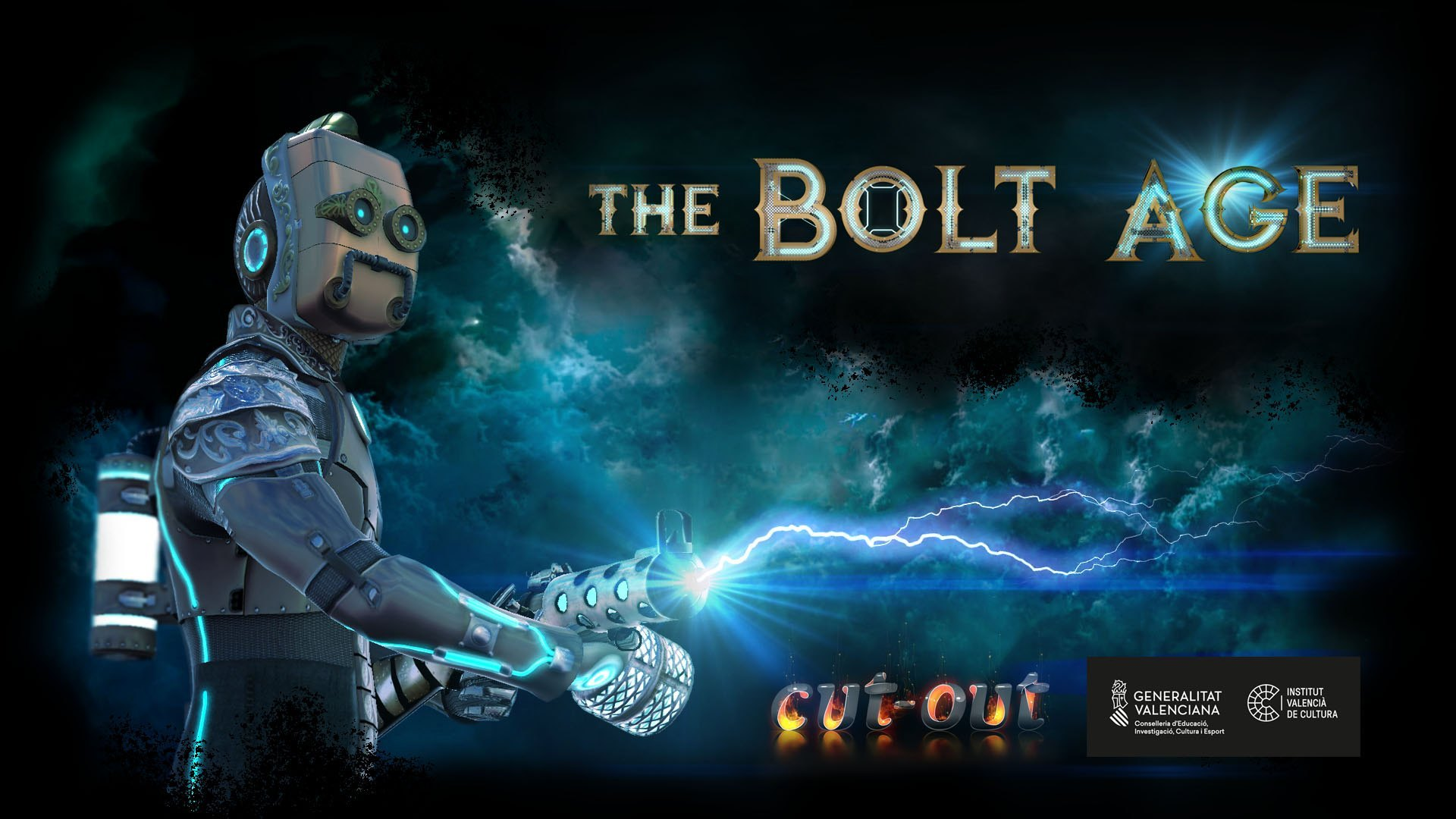 The Nolt Age Game Front Main Menu